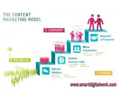 DigitalMarketing: Content Marketing Services India