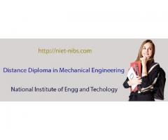 Distance  Diploma  in Mechanical  Engineering  Course