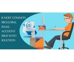 8 Most common SBCGLOBAL email Account Issue with solution