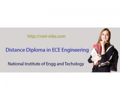 Distance, Correspondence Diploma  in Electronics and Communication Course