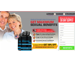 Male Booster XL Reviews