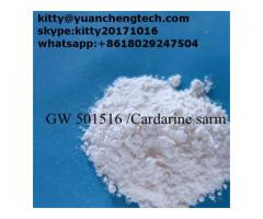 Weight Loss SARM Cardarine GW 501516 Powder kitty@yuanchengtech.com