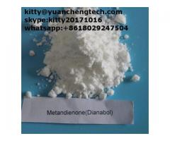 Oral Hormone Methandienone Dianabol Powder kitty@yuanchengtech.com