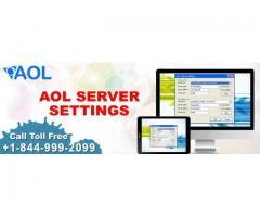 AOL Mail Server Settings