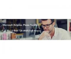 Microsoft Helpline Number +1-844-728-4045(toll-free) for Microsoft Helpline, Help DeskPhone Number