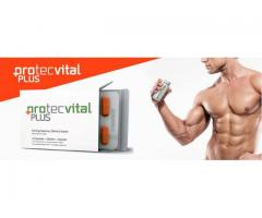 Protecvital Plus – Natural and Effective Formula For Male Enhancement!