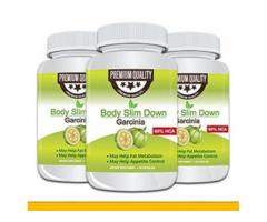 How Does Body Slim Down Garcinia Work?
