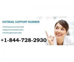 Hotmail Support Phone Number +1-844-728-2930 | 800-supportnumber