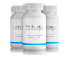 Follicle Rx - Promotes Healthy Hair Growth