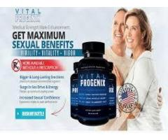 Vital Progenix : Helps To Increase The Libido Level