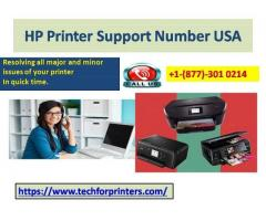 HP Printer Support Toll Free Number USA 1 8773010214
