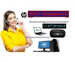 Dial HP Support Number +1 8773010214