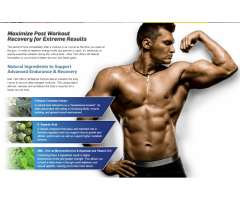 MTest Ultra - Increase Your muscle Mass