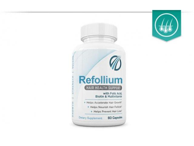 Refollium Results: Currently amazing medically proven formula