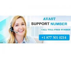 Avast Support Number +1 877 301 0214