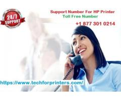Support Number for HP Printer