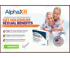 Alpha XR Male Enhancement