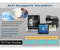 Resolve All Problem HP Support Number  +1 877 301 0214