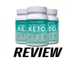 Natura Farms Keto use for weight loss
