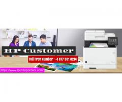 HP Customer Toll Free Number +1 877 301 0214
