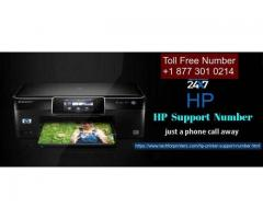 Get  + 1 877 301 0214  Hp Support Number