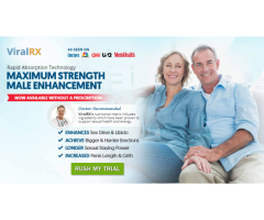 Viral Rx Male Enhancement Formula Information