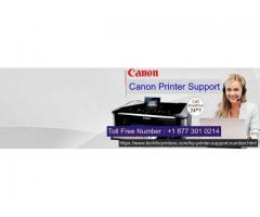 Get Canon Printer Support for better printer accessibility & tech support
