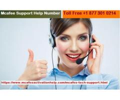 McAfee Support Help Number For Better McAfee Software Support