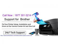 Find the best customer tech support for Brother Printer tech issues