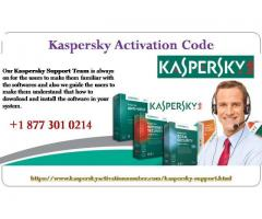 Get Kaspersky Activation Code with experts support of activation