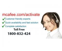 How Can I Resolve All errors Of mcafee.com/activate