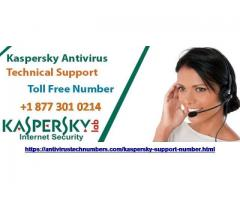 Call On Kaspersky Tech Support For Best Solution