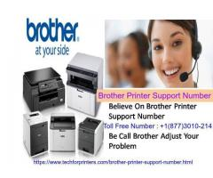 Quick and easy way to fix your printer with Brother Printer Support Number