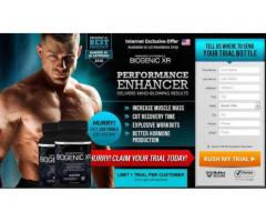 Biogenic XR - Improve your Muscle Enlargement