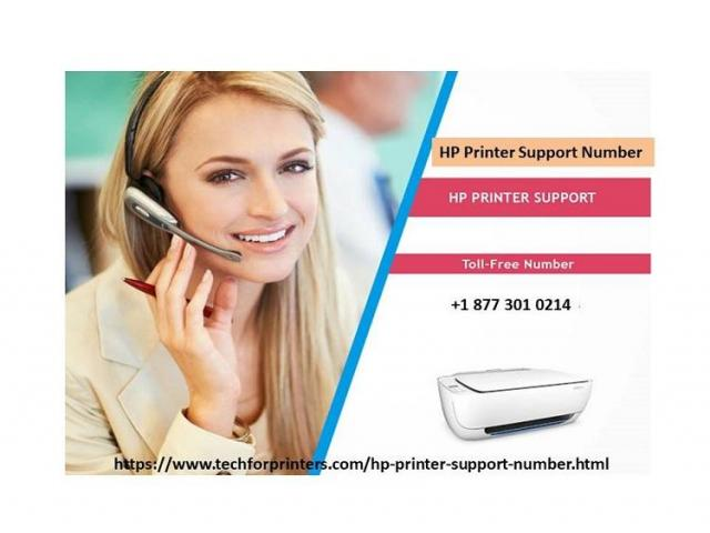 Dial HP Printer Support Number and Get Solution