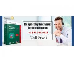 Kaspersky Support Phone Number +1 877 301-0214