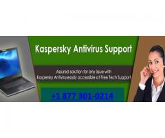 Contact Us for Kaspersky Support Number help