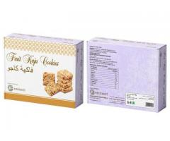 Fruit Kaju Cookies, Buy Handmade Fruit Kaju Cookies Online In Dubai