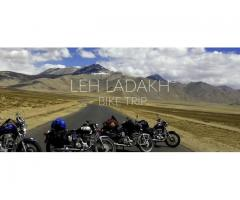 Leh ladakh Motorcycle Tours
