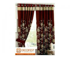 Festive Sale On Decofest Curtains