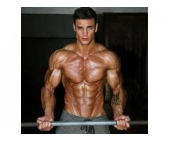 The Pain of body muscle power