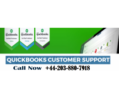 +44 203 880 7918 Quickbooks Tech Support Number