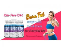Keto Pure Diet Pills Weight Loss Supplement Review
