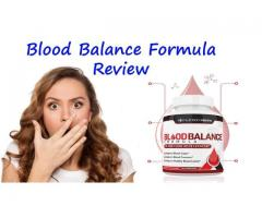 Blood Balance Formula Supplement For Yourself!