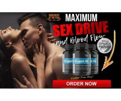Krygen XL Male Enhancement Reviews-Price, Ingredients, Side Effects