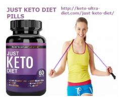 Just Keto Diet Pills