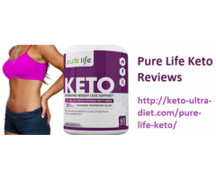 Pure Life Keto Reviews