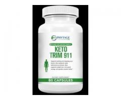 Keto Trim 911 Benefits: