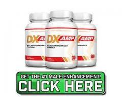 Whate are the ingredients used in DX Amp Male Forumla ?