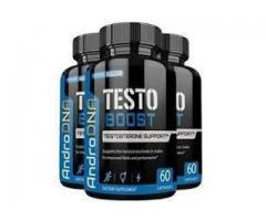AndroDNA Testo Boost Review – Any Side Effects?